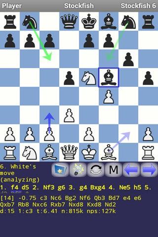 国际象棋大师版截图0
