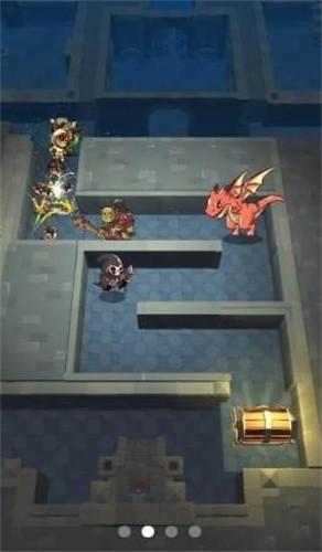 地下城塔防截图2
