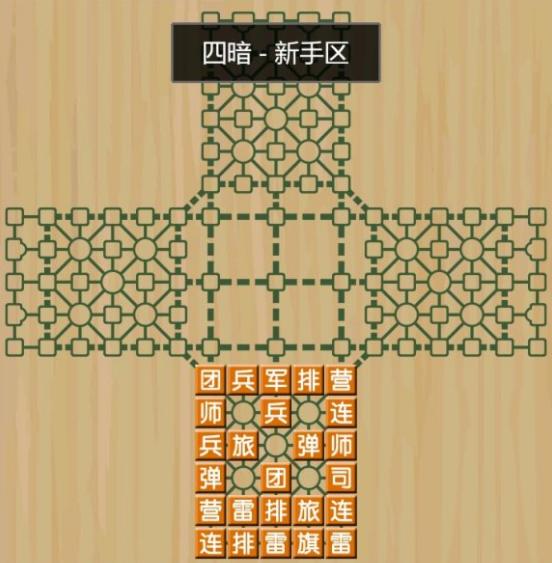 四国军棋经典布局截图0