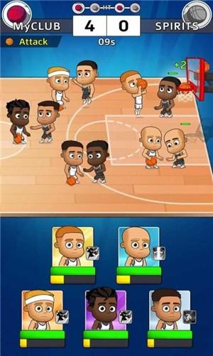放置篮球巨头截图1